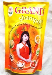 shampo sari